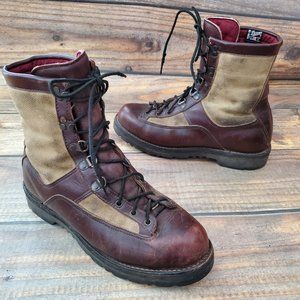 """Vtg Danner Gore-tex Insulated Hunting Boots 7.5"""""""